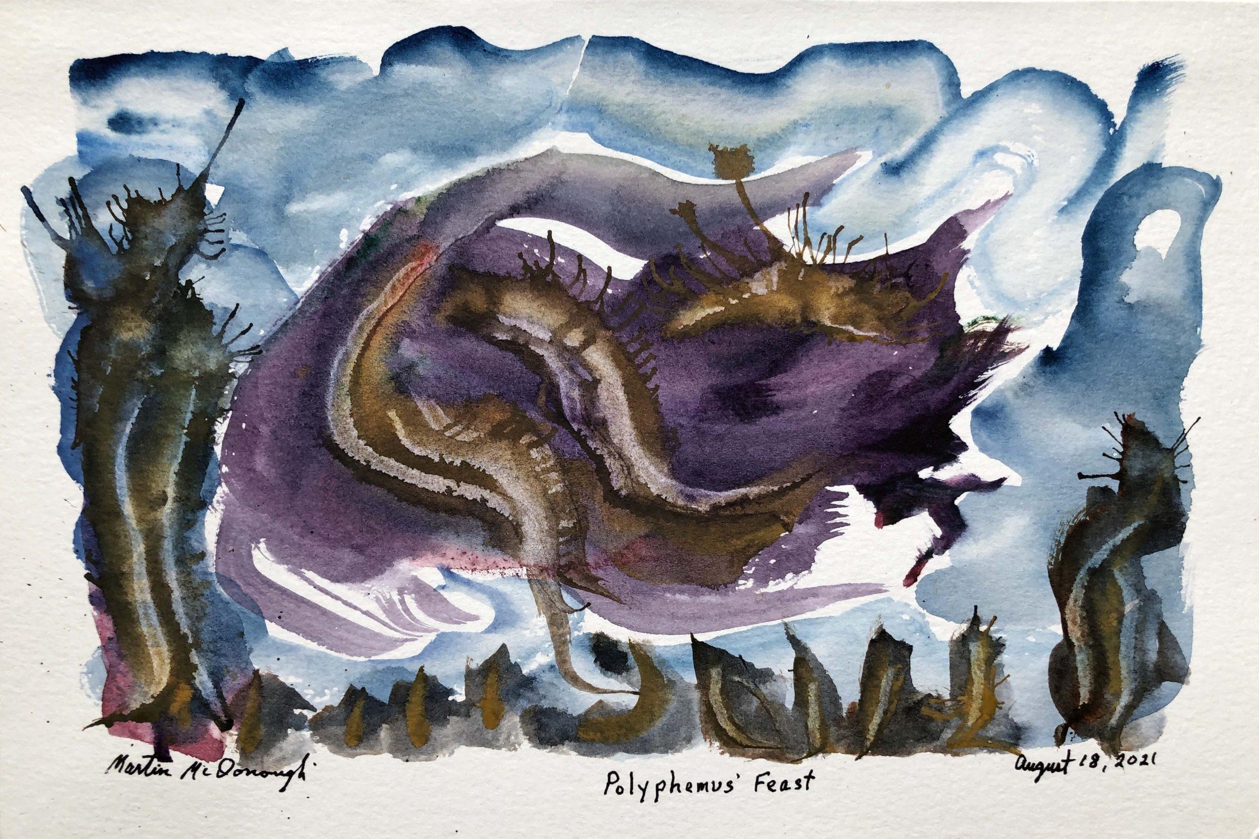 Polyphemus' Feast web